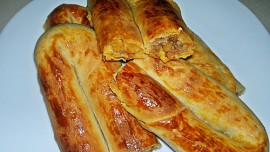 Patatesli Karaköy Böreği